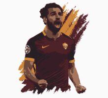 Mohamed Salah - A.S. Roma Kids Tee