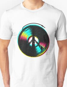 Colors and records Unisex T-Shirt