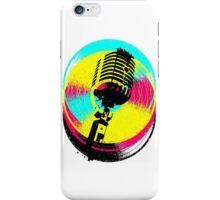 Colors and records V.II iPhone Case/Skin