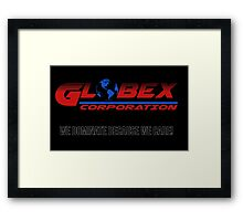 Globex corporation official atire Framed Print