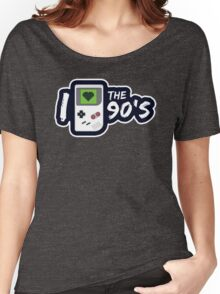 I Love the 90's Women's Relaxed Fit T-Shirt