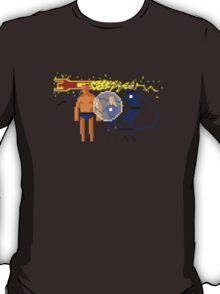 8-Bit Marvels Fantastic Four T-Shirt