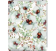 Pattern flowers-plants iPad Case/Skin