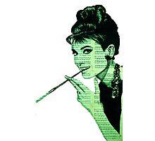Audrey Hepburn an03 Photographic Print