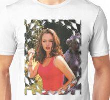Buffy Angel Faith Eliza Dushku Unisex T-Shirt