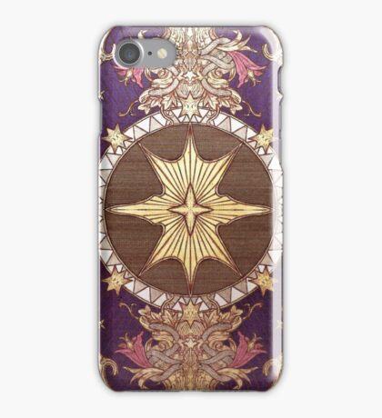 FFXIV Astrologian Card iPhone Case/Skin