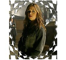 Buffy Angel Faith Eliza Dushku 1 Photographic Print