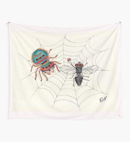 Happy Valentine´s day! Wall Tapestry