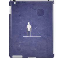8-Bit Marvels Silver Surfer iPad Case/Skin