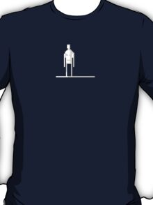8-Bit Marvels Silver Surfer T-Shirt