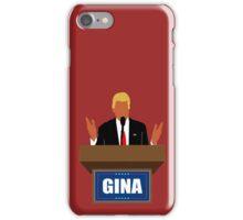 Gina iPhone Case/Skin