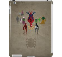 8-Bit Marvels Spiderman iPad Case/Skin