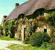 Cottage in Brittany  by bubblehex08