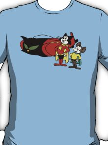 Courageous Cat and Minute Mouse T-Shirt