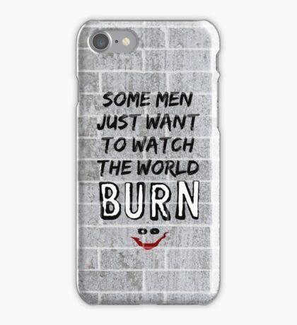 Some Men iPhone Case/Skin