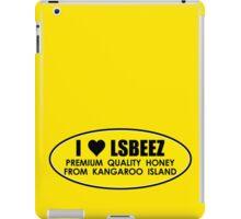 I LOVE LSBEEZ v1 iPad Case/Skin