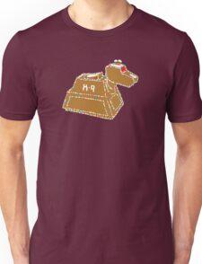 Gingerbread K-9 Unisex T-Shirt