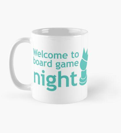 Welcome to board game night Mug