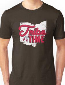 Tribe Time - Cleveland Baseball Unisex T-Shirt