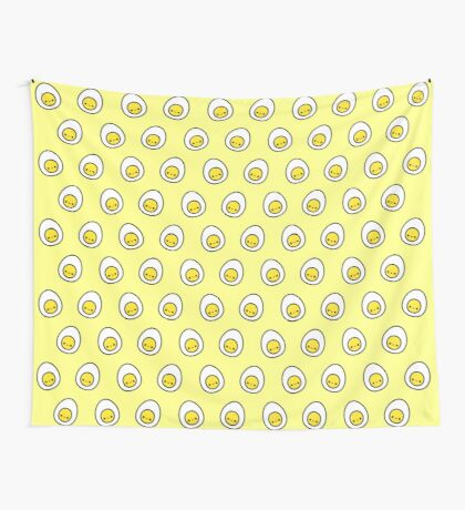 Yummy egg Wall Tapestry