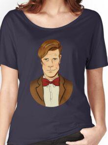 11th Doctor - Matt Smith Women's Relaxed Fit T-Shirt