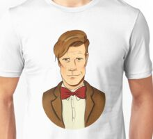 11th Doctor - Matt Smith Unisex T-Shirt