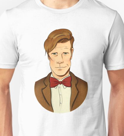 11th Doctor - Matt Smith Unisex T-Shirt