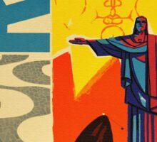 Rio de Janeiro Jesus Christ Sticker