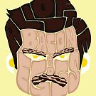 All of the Bacon and Eggs - Ron Swanson by huckblade