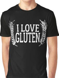 Gluten Allergy Graphic T-Shirt