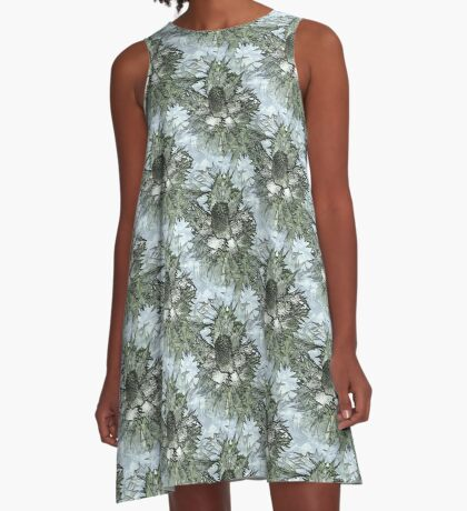 Eryngium A-Line Dress