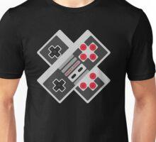 Retro Video Game Pattern Unisex T-Shirt