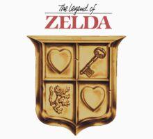 Zelda Logo T-Shirt