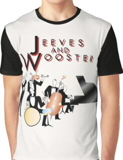 Jeeves and Wooster Graphic T-Shirt