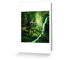 Precious Jewels of the Earth #1 Greeting Card