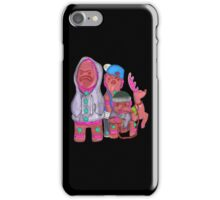 Holiday Goons  iPhone Case/Skin