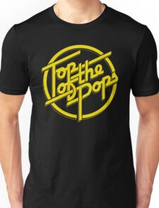 Top of the Pops - 1973-1981 Unisex T-Shirt