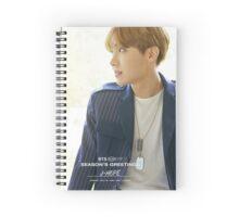 bts j-hope Spiral Notebook