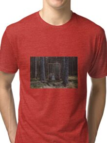Mirror Of The Soul Tri-blend T-Shirt