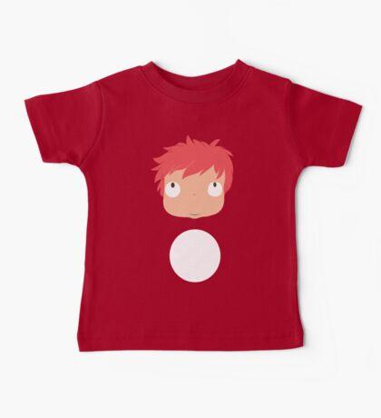 Ponyo likes you! Baby Tee
