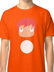 Ponyo likes you! Classic T-Shirt