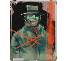 Trenchcoat iPad Case/Skin