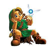 Young Link Photographic Print