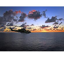Cobra Attack Helicopter Photographic Print
