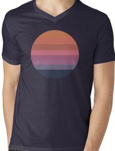 Tycho Awake (Sun) Mens V-Neck T-Shirt