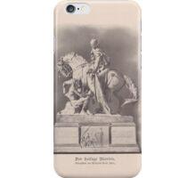 Old print 1887 9860 iPhone Case/Skin