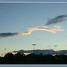 Clouds over Spotlights by dOlier