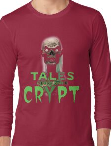 Crypt Keeper Long Sleeve T-Shirt