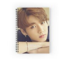 bts jungkook Spiral Notebook
