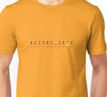 Netherlands 1974 - Starting Eleven Unisex T-Shirt